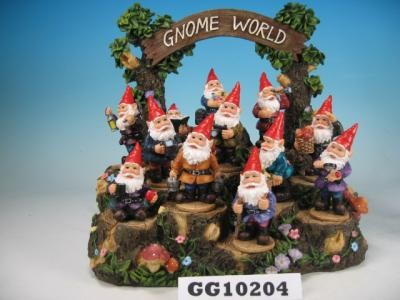 Gnome world