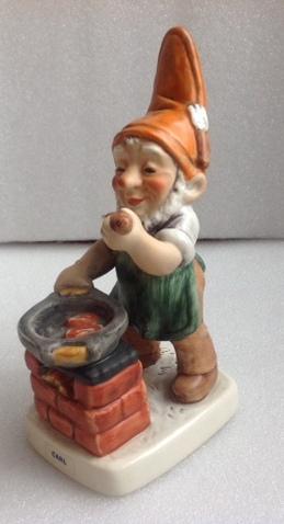 Carl chef bbg grill 1980
